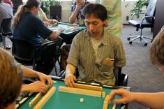 Исао Карибэ - опытный игрок из Японии