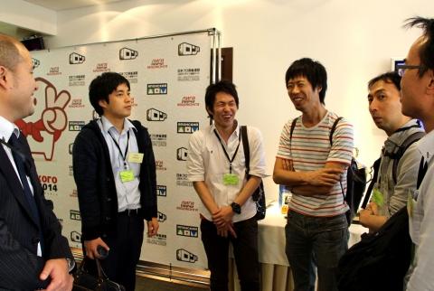 Эндо Иори и японские игроки