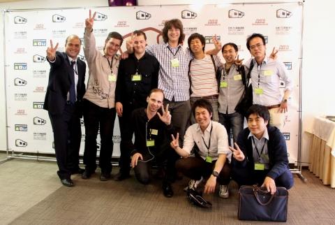 Еще одно групповое фото