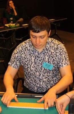 7-е место Евгений Бутенко.
