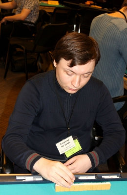 8-е место Владимир Богданов.