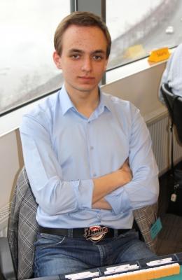 10-е место Федор Галкин.