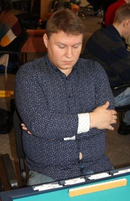 11-е место Сергей Васильев.