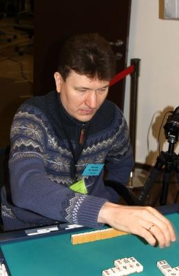 12-е место Михаил Луговкин.