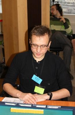 14-е место Валерий Окулов.