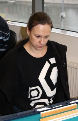 17-е место Анна Шпильман.