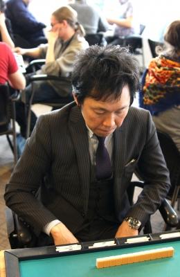 18-е место Ямаи Хироси-сан.