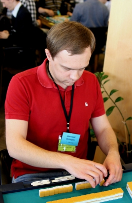 27-е место Дмитрий Володин.