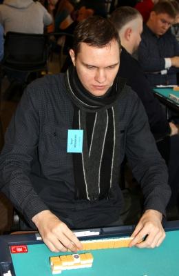 35-е место Олег Абрашкин.