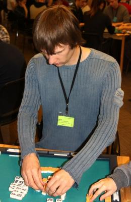 37-е место Олег Еренцов.