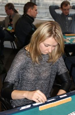 38-е место Наталья Голикова.