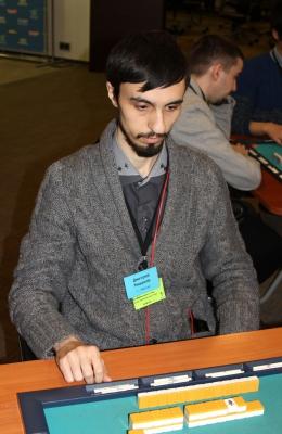 39-е место Дмитрий Мишаков.