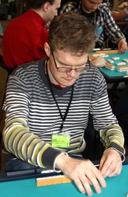 50-е место Андрей Ермаков.