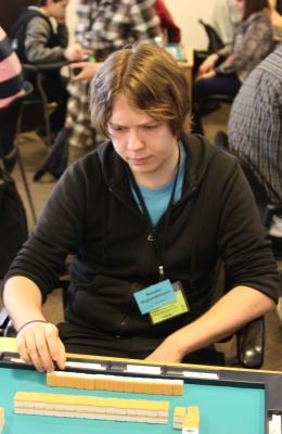 52-е место Михаил Подавайленко.