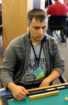 56-е место Алексей Петров.