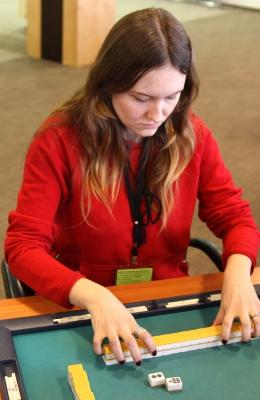 58-е место Марина Белоусова.