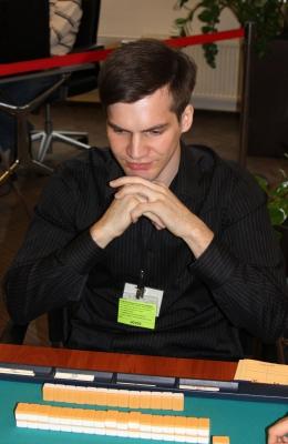 64-е место Иван Мартынов.
