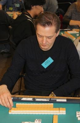 77-е место Андрей Михайлов.