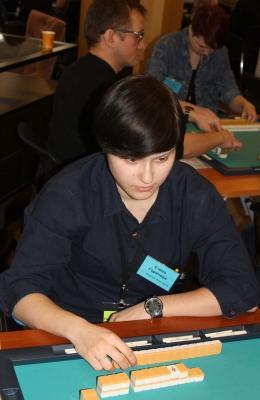 79-е место Елена Горячева.