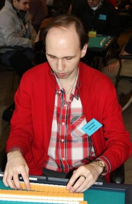 95-е место Александр Звездов.