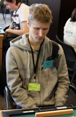 96-е место Алексей Лойко.