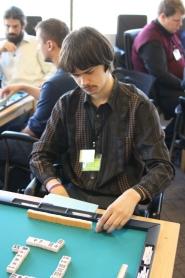 Павел Анохин - Москва (игрок замены)
