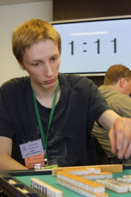 Никита Ткаченко - г. Москва, Лига риичи-маджонга
