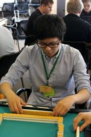 Борис Ли - г. Пусан (юж. Корея), клуб Тесудзи