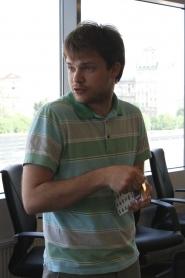 Дмитрий Зубко - г. Москва, клуб Тесудзи