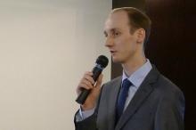 Конищев Дмитрий - организатор и судья