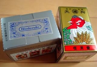 Ханафуда Тенгу от Nintendo